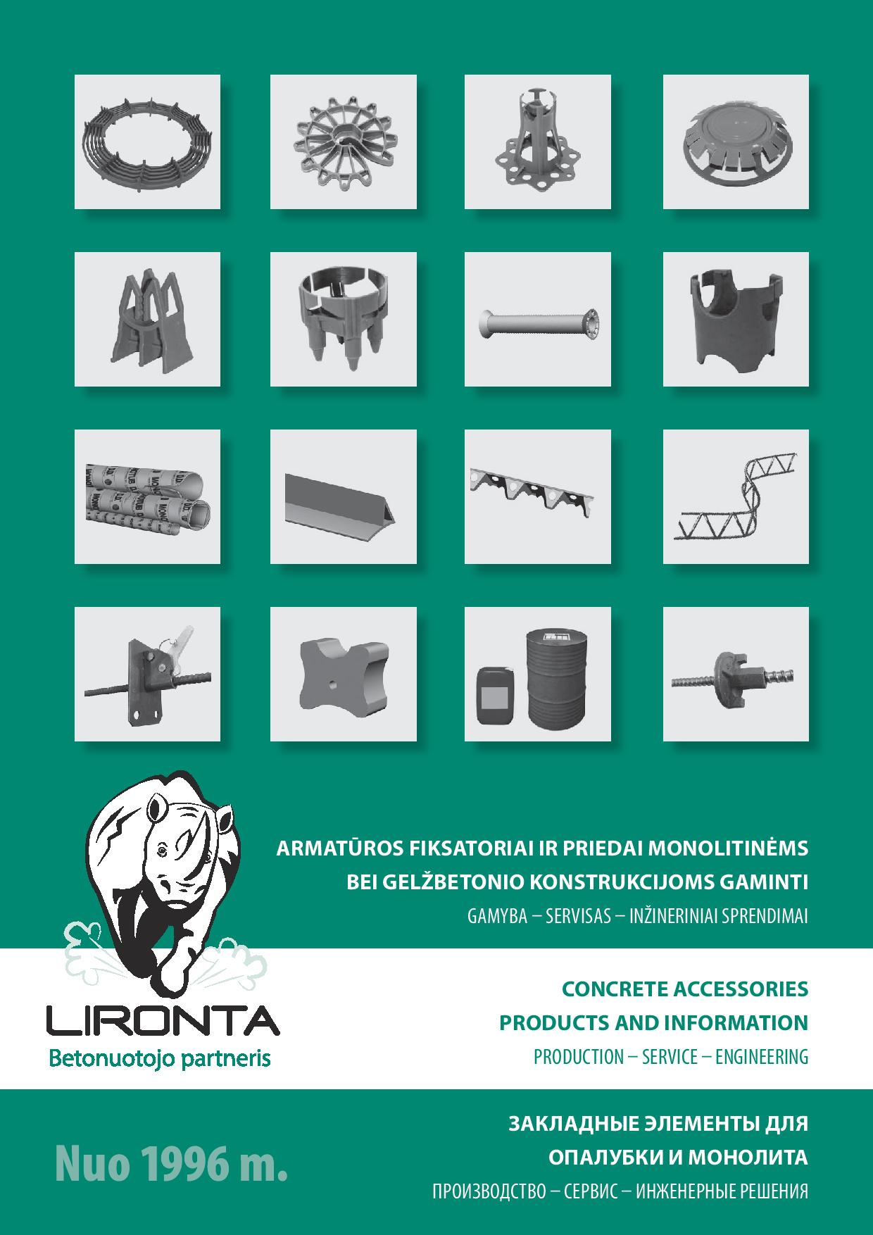 Cement Uab Lt Contact Mail: Download Catalouges